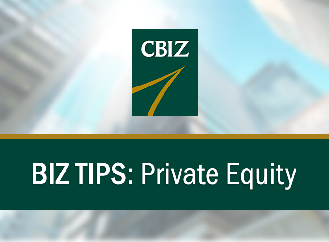 BizTips: Private Equity